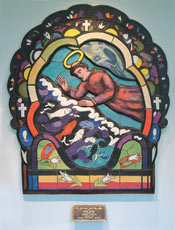 St Anthony Parish artwork
